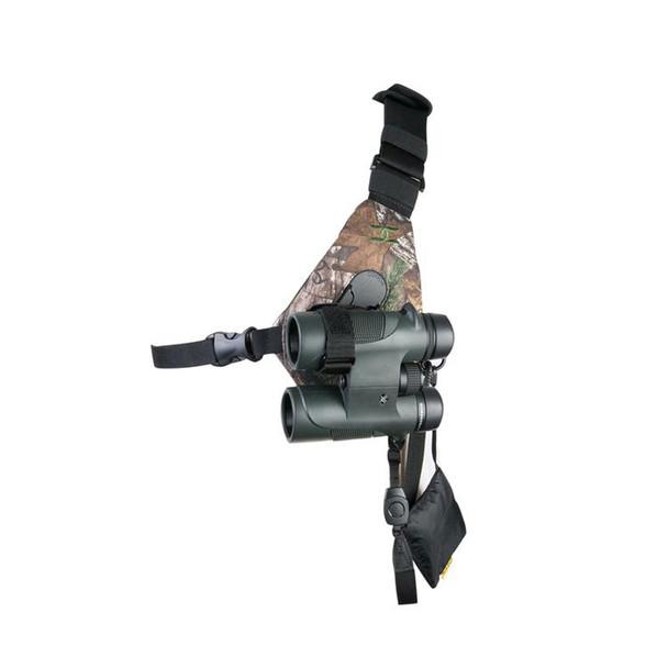 COTTON CARRIER Skout Realtree Xtra Camo Binocular Harness (417CAMO)