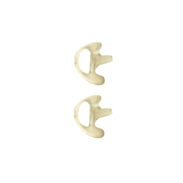 EAR HUGGER SAFETY Open 2-Pack Left Medium Ear Insert (EH-P-1019)