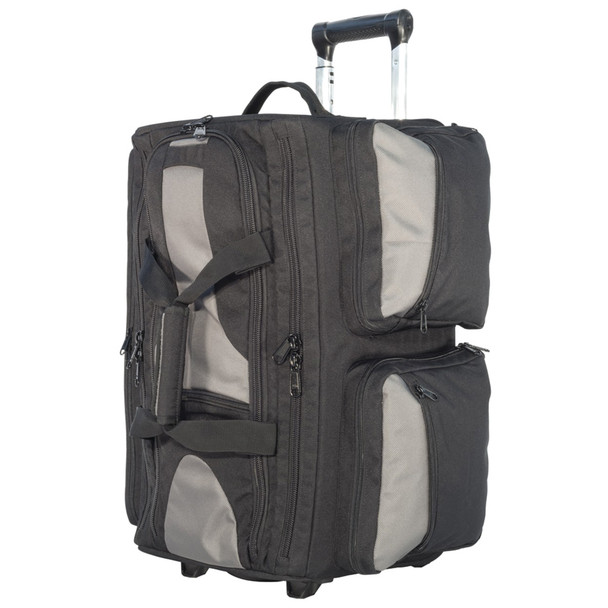 ELITE SURVIVAL SYSTEMS Roller Wolf Gray Range Bag (9010-B)