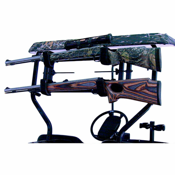 GREAT DAY Custom Cart Power-Ride 36-50in Gun Rack (UVCCPR700)