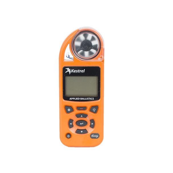 KESTREL Elite Orange Weather Meter with Applied Ballistics (0857ABLZ)