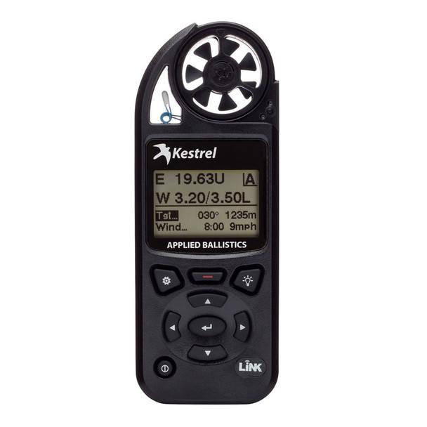 KESTREL Elite Black Weather Meter with Applied Ballistics (0857ALBLK)