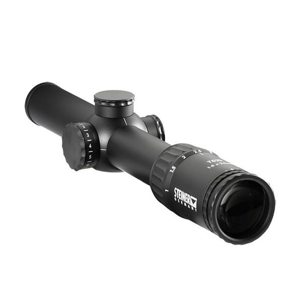 STEINER T5Xi 1-5X24mm 3TR 7.62 Reticle Riflescope (5102)