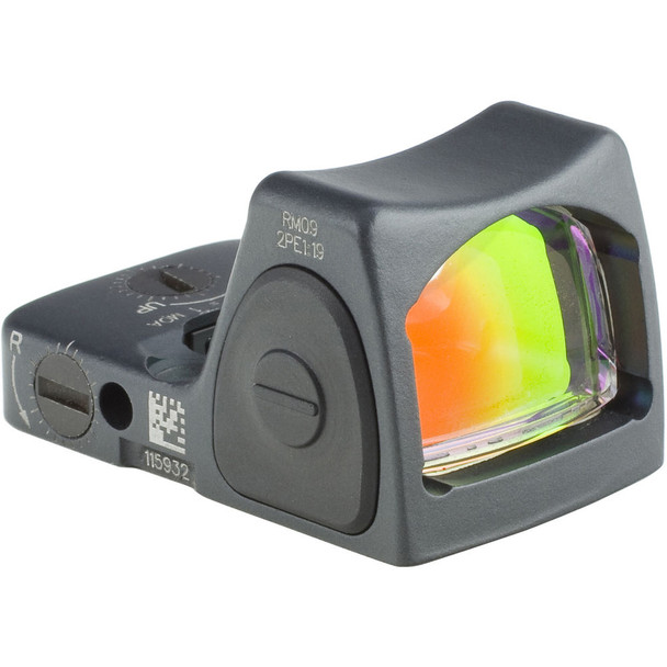 TRIJICON RM09 RMR Type 2 Red Dot Adjustable LED Reflex Sight (RM09-C-700743)