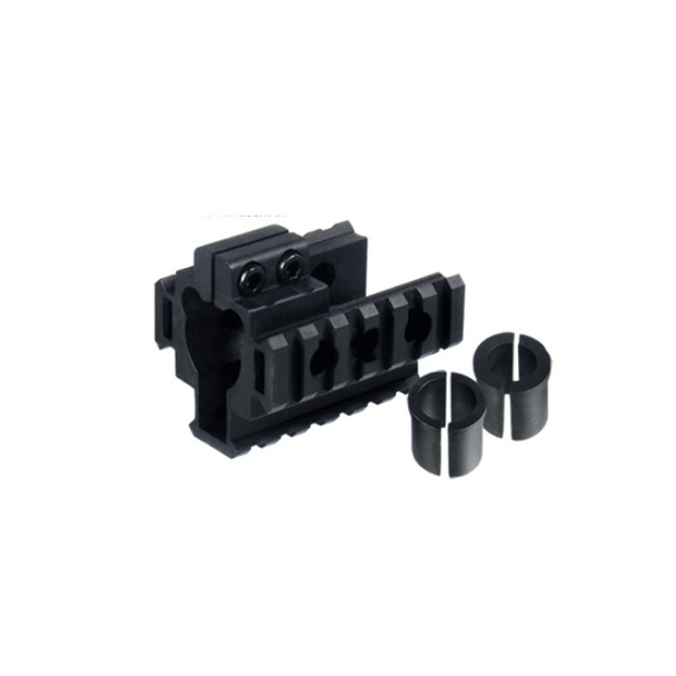 UTG Tri-Rail Front Sight Barrel Mount (MNT-BR101TR-A)