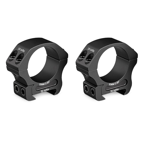 VORTEX Pro Series 30mm Low Rings (PR30-L)