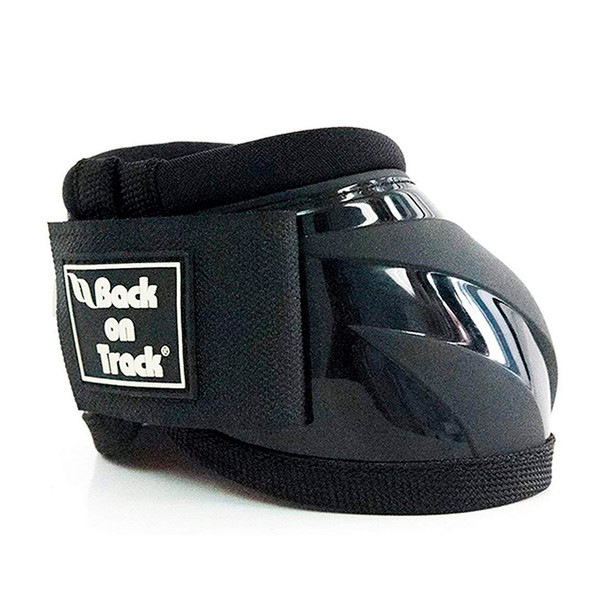 BACK ON TRACK Performance Black Bell Boots (207100)