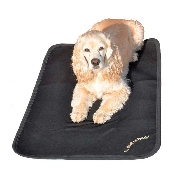 BACK ON TRACK Black Dog Bed Liner (303500)