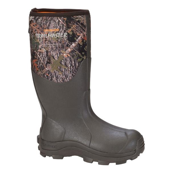 DRYSHOD Mens Trailmaster Camo/Timber Hunting Boot (MBT-MH-CM)
