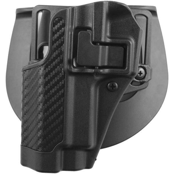 BLACKHAWK CQC SERPA Sig 220/226/228/229 LH Belt Holster (410006BK-L)