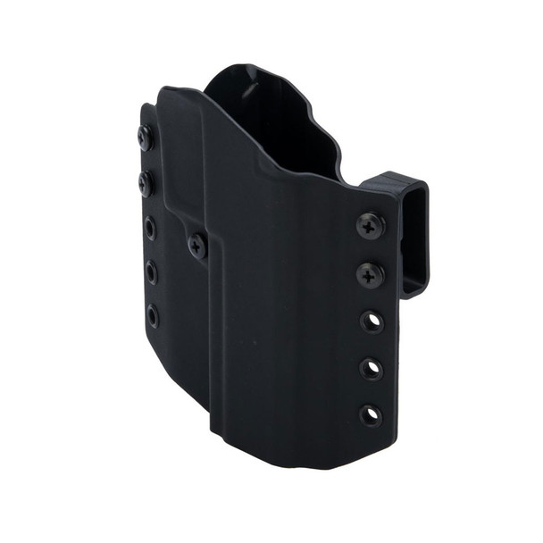 COMP-TAC Warrior Sig Sauer P320/RX/250 Full Size 9mm/40 Outside The Waistband RH Holster (C708SS189RBKN)