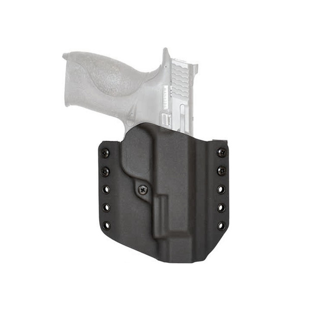 COMP-TAC Warrior S&W MP Shield 9mm/40 + TLR6 Outside The Waistband RH Holster (C708SW149RBKN)