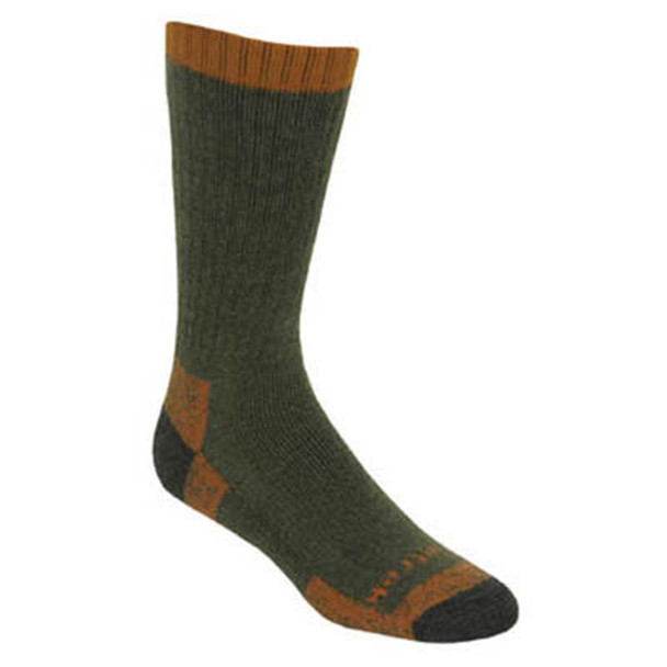 KENETREK Glacier Green & Orange Socks (KE-1225)