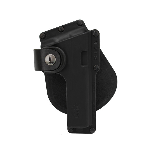 FOBUS 1911 Right Hand Tactical Speed Roto Paddle with Light or Laser Holster (T1911RP)