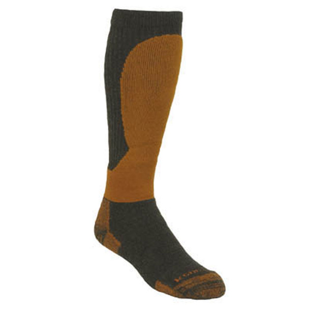 KENETREK Alaska Black & Orange Socks (KE-802)