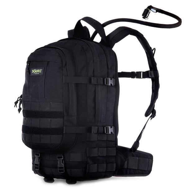 SOURCE Assault 20L Black Cargo Hydration Pack (4010430103)