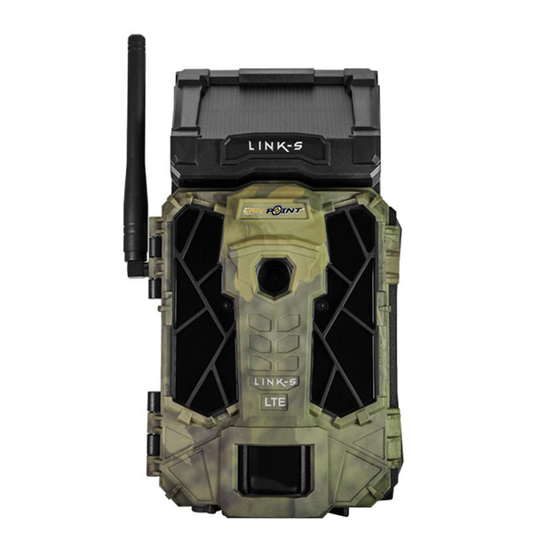 SPYPOINT Link-S 12MP Camo Trail Camera (LINK-S)