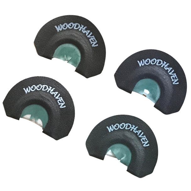 WOODHAVEN Ninja 4-Pack Mouth Turkey Call (WH139)
