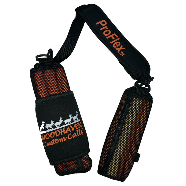 WOODHAVEN ProFlex Rattlebag System Deer Call (WH153)