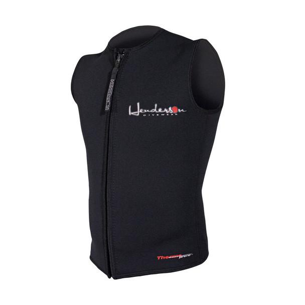 HENDERSON Thermoprene 3mm Mens Zipper Vest (A130MF-01)