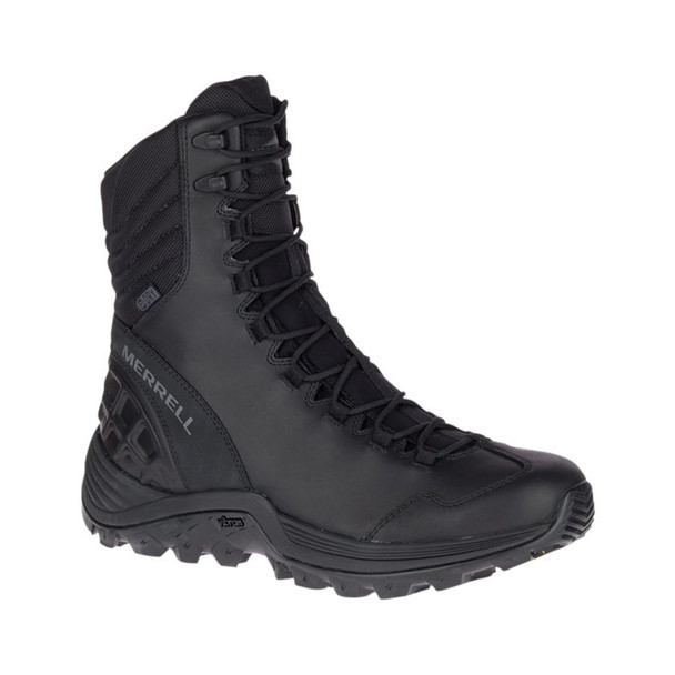 MERRELL Mens Thermo Rogue Tactical Waterproof Ice Black Boot (J17777)