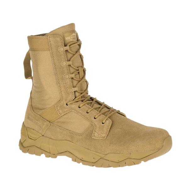 MERRELL Mens MQC Tactical Coyote Boot (J17809)