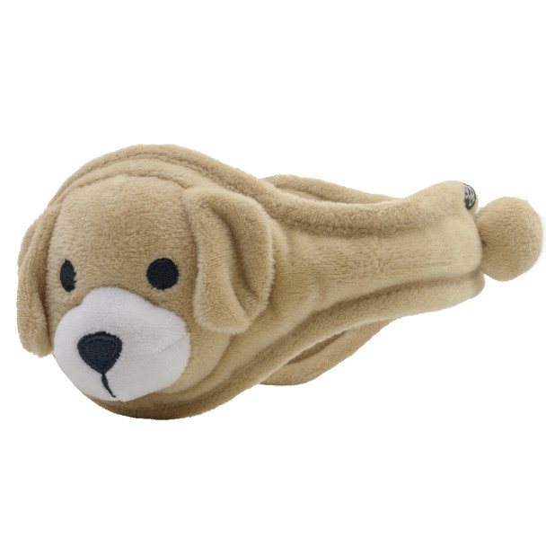180s Youth Puppy Plush Semolina Ear Warmer (41505-317-01)