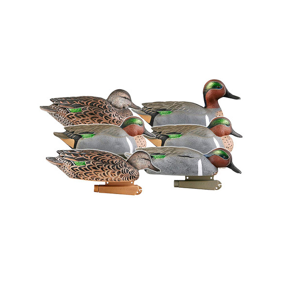 AVERY Pro Grade Green Winged Teal Duck Decoys (73123)