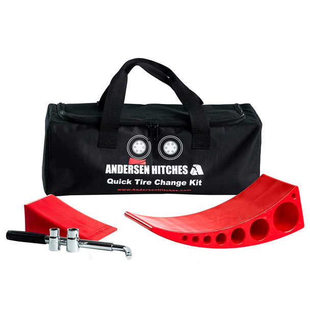 ANDERSEN Quick Tire Change Kit For Torsion Axles (3625)