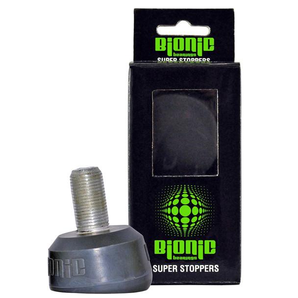 ATOM SKATES Bionic 30mm Grey Super Stoppers (BSTOPXL.30)