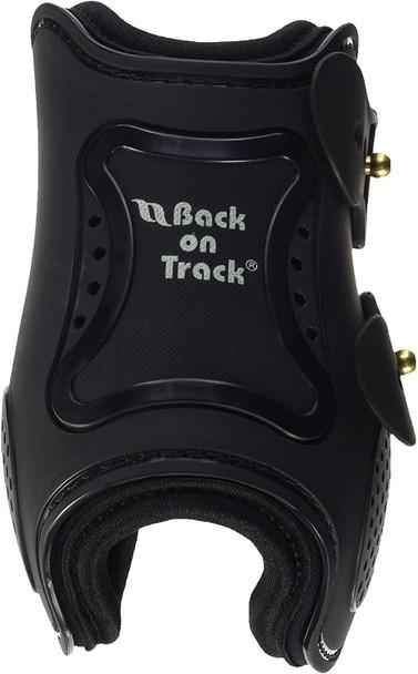 BACK ON TRACK Royal Fetlock Full Black Boots (20750003)