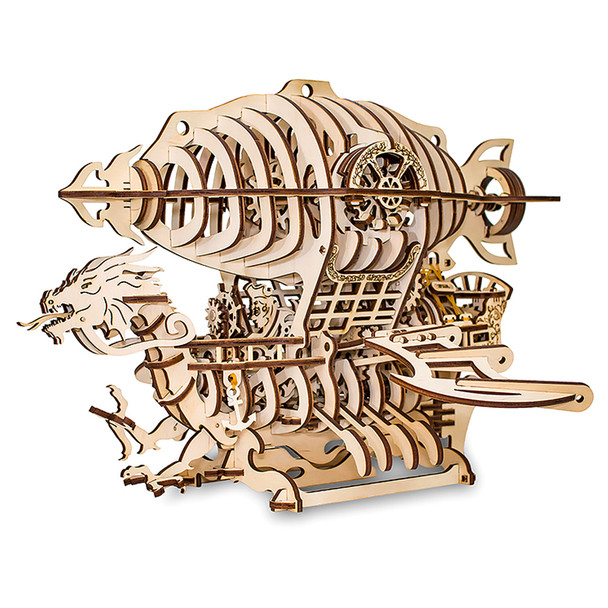 ECO WOOD ART Skylord 450-Piece 3D Puzzle