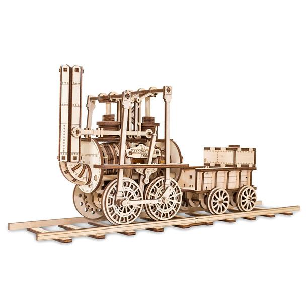 ECO WOOD ART Locomotion #1 325-Piece 3D Puzzle