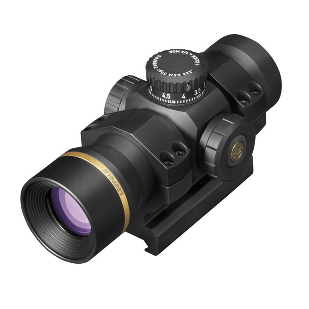 LEUPOLD Freedom RDS 1x34 BDC Red Dot Sight with Mount (176533)
