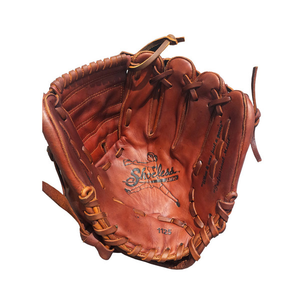 SHOELESS JOE BALLGLOVES 11 1/4in Fast Pitch Closed Web Left Hand/Right Hand Throw Glove (1125FPCW)