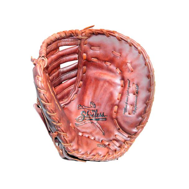 SHOELESS JOE BALLGLOVES 12 1/2in Fast Pitch First Base Left Hand/Right Hand Throw Mitt (1250FPFB)