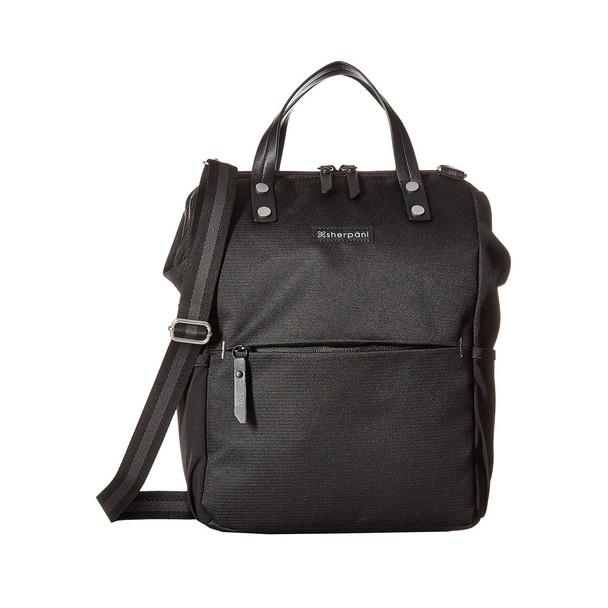 SHERPANI Womens Dispatch Raven Bag (17-DISPA-06-11-0)