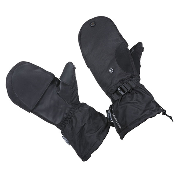 STRIKER Ice Climate Crossover Black Mitts (40600)