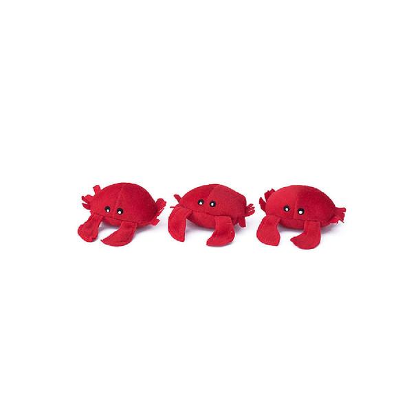ZIPPYPAWS Miniz Crabs (01261)