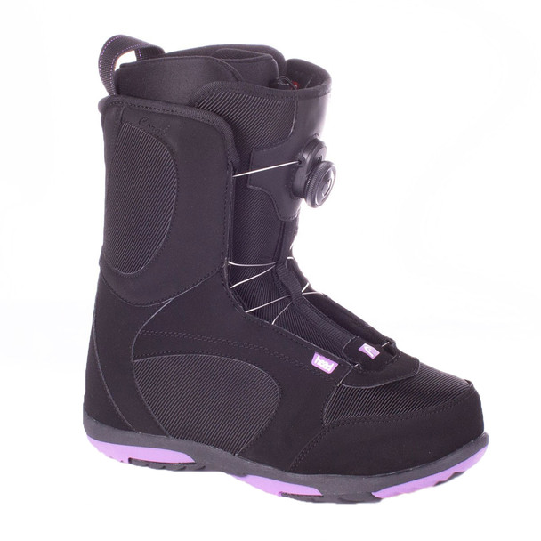 Head Women's Coral Boa Quick-Dry Freeride Snowboard Boots
