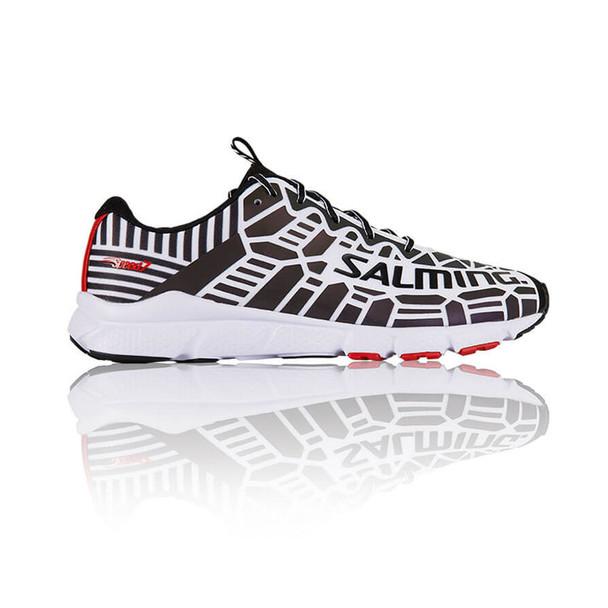 SALMING Womens Speed 7 White/Reflex Running Shoes (1289072-6873)