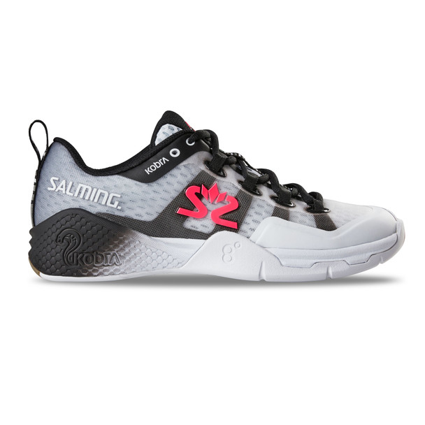 SALMING Women Kobra 2 White/Black Shoe (1239081-0701)