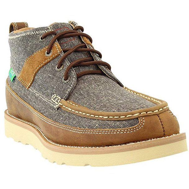 TWISTED X Mens ECO TWX Casual Dust/Brown Shoe (MCA0018)