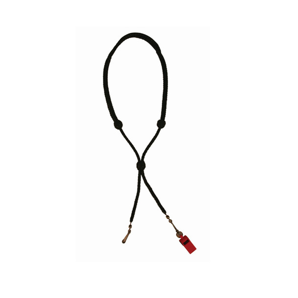 AVERY Classic Brown Whistle Lanyard (2101)