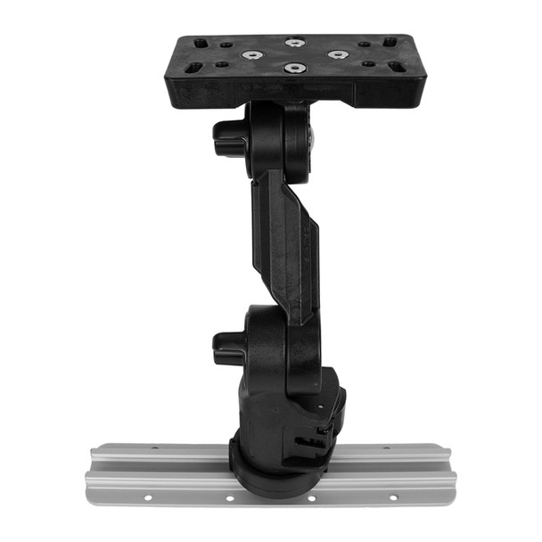 YAKATTACK Helix Fish Finder Mount With LockNLoad Mounting System (FFP-1004)