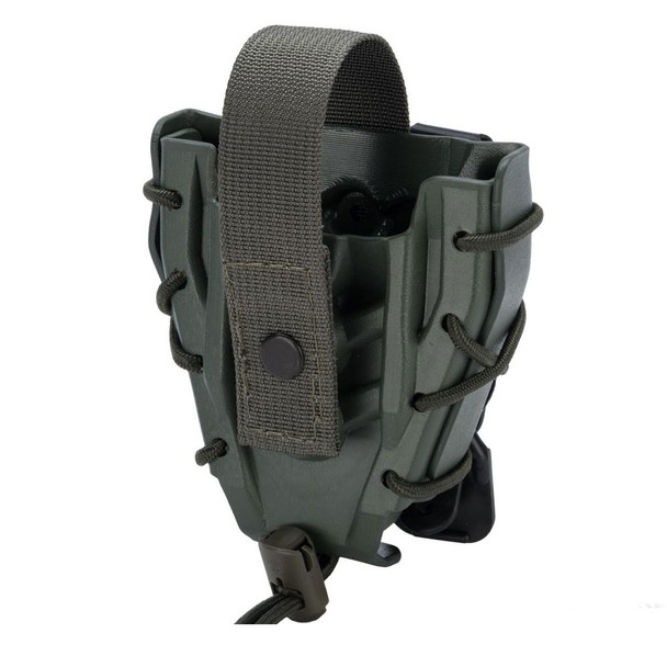 COMP-TAC HSGI Handcuff TACO OD Green Kydex U-Mount Pouch (11DCK0OD)