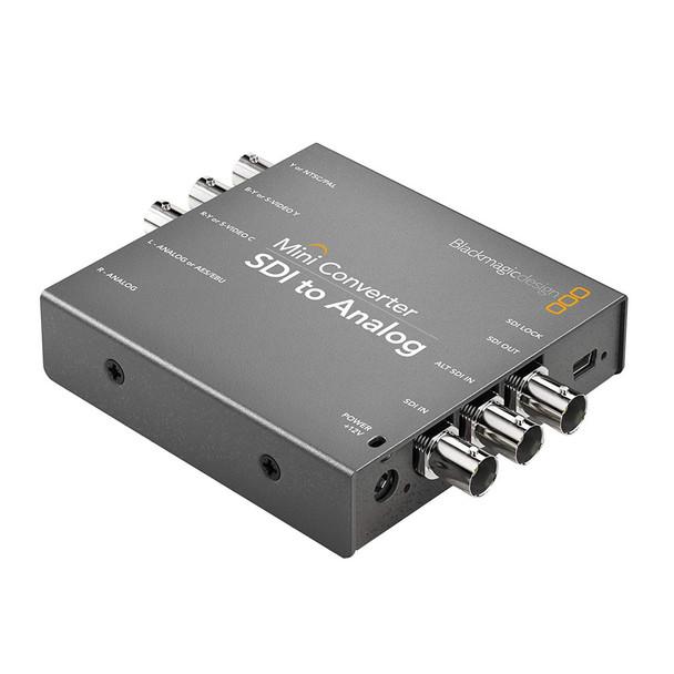 BLACKMAGIC DESIGN SDI to Analog Mini Converter (CONVMASA)