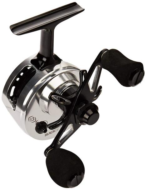 13 FISHING Black Betty 6061 Ice Reel (60612015)