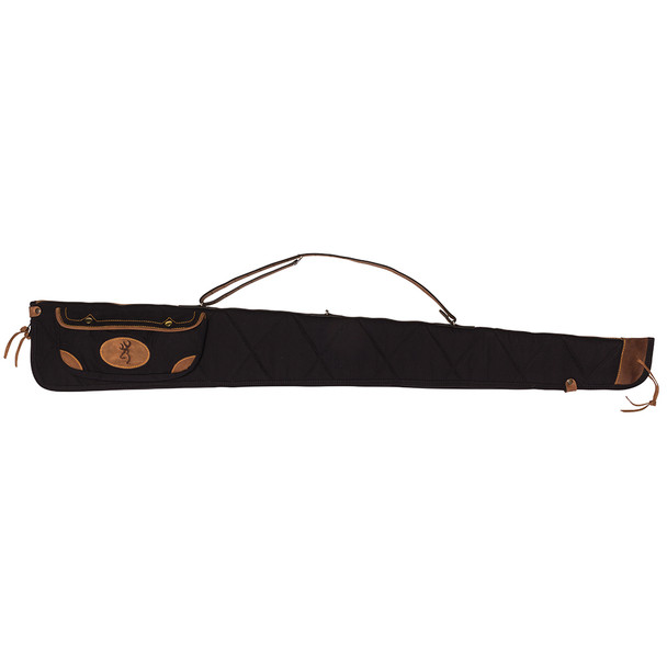 "BROWNING Lona Black/Brown 52"" Shotgun Case (1413889952)"