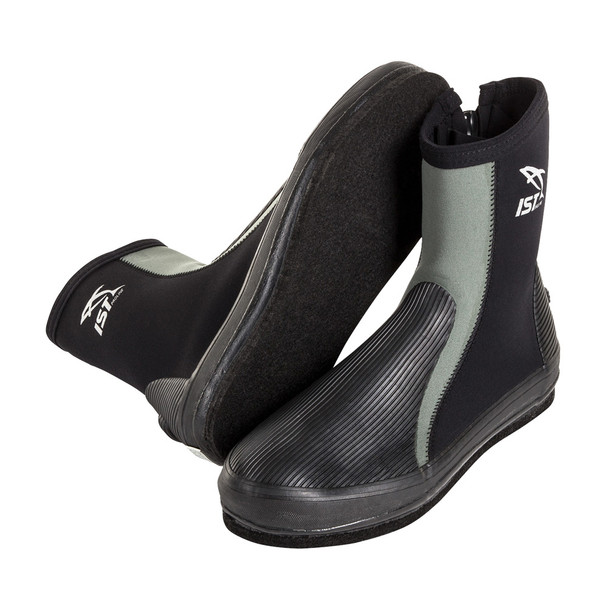 IST Tall-Cut 3mm With Thick Felt Sole Boots (B400)